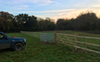 D popham contracting  with Fencing at Hensol