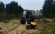 Skovforvalterne med Skovning/beskæring ved Højslev