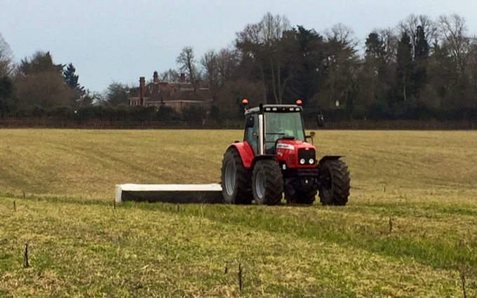 Owen agricultural ltd with Fencing at Chalfont Saint Peter