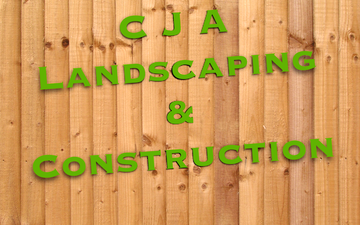 Cja landscaping and construction ltd with Fencing at Whitminster