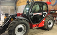 Forth crop solutions with Forklift at United Kingdom