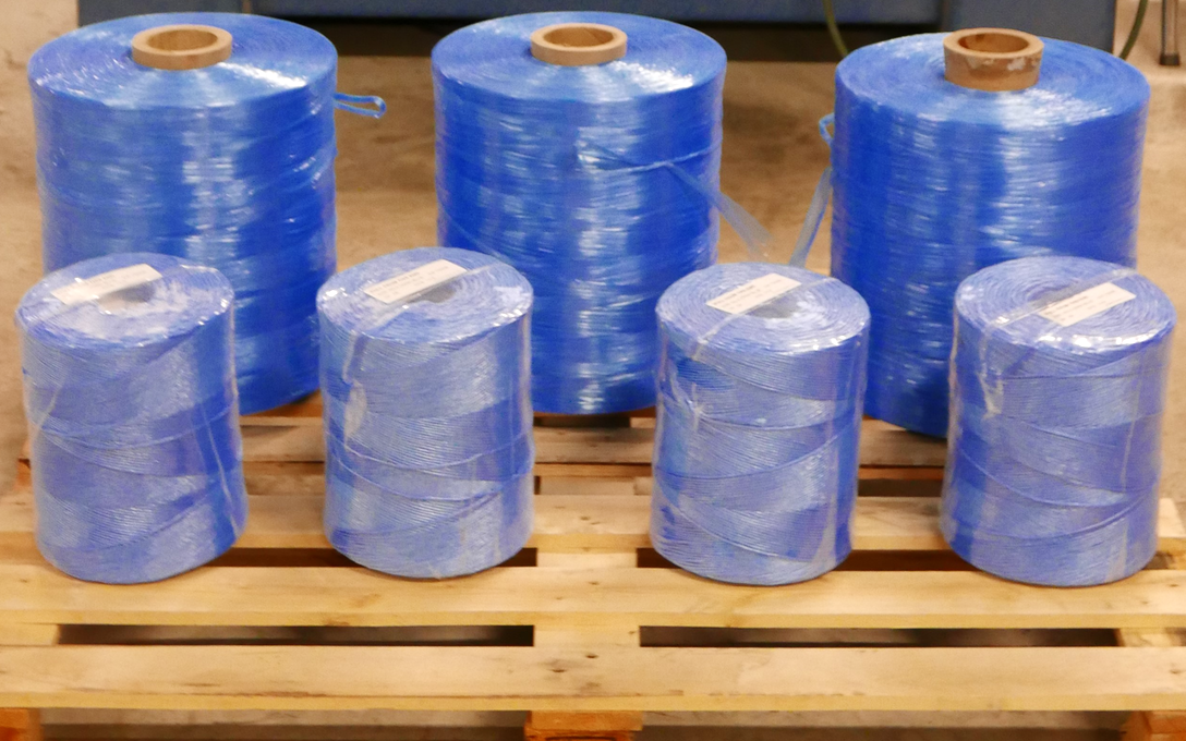 Uk made baler twine direct from the manufacturer - Flemings - Twine