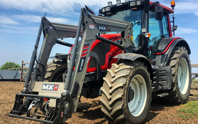 Agricultural services cheshire with Tractor 100-200 hp at United Kingdom
