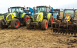 Ford and son ltd with Manure/waste spreader at Partney