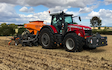 James knight farms with Drill at United Kingdom