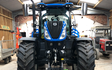 Bhf partnership  with Tractor 201-300 hp at United Kingdom