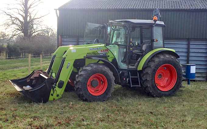 Mh agricultural ltd with Tractor 100-200 hp at United Kingdom