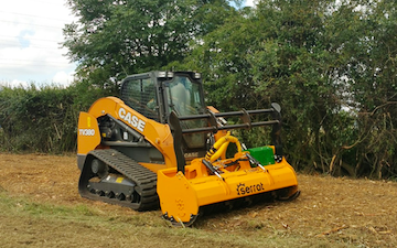 Bonington tree services with Hedge cutter at Sutton Bonington