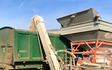 T baker agricultural services with Grain and cereal dryer at Nottingham