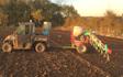 James knight farms with ATV sprayer at United Kingdom