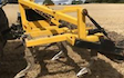 Rjs agri contractors limited with Stubble cultivator at Waterlooville