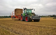 H c beales and co with Bale chaser at Great Ellingham
