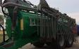Farmcontrol aps med Gyllevogn med slangebom ved Ejby