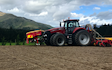 Kamac contracting with Precision drill at Ashburton