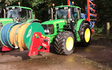 J mcleish slurry contracts  with Slurry spreader/injector at Douglas