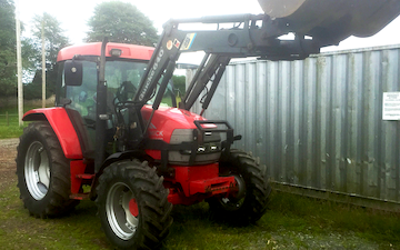 Lawrence earls tractor driver hire with Tractor under 100 hp at Cornforth