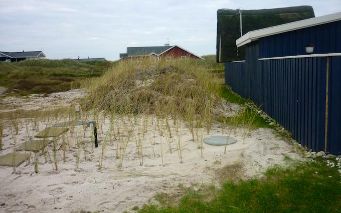Holmsland maskinstation med Kloakservice ved Ringkøbing