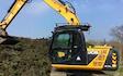 Banyards farm contracts & sales with Excavator at Dereham