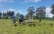 Chapman agriculture ltd  with Tedder at Cust
