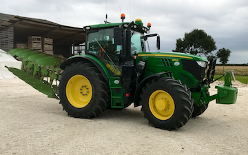 J turner contracting with Plough at Coningsby