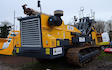Philliskirk lowe  with Drainage Trencher at United Kingdom