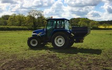 Bradley goss paddock & agri services with Fertiliser application at West Wickham