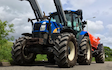Cwm agricultural ltd  with Tractor 100-200 hp at Aberdare