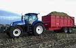 Marco vestergaard agroservice med Frakørselsvogn ved Danmark