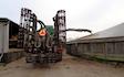 Allestrup maskinstation med Sortjordsnedfælder ved Nørager