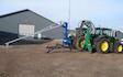 Lindholm maskinstation med Omrøring ved Toftlund