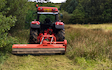 Anthony agricultural  with Verge/flail Mower at Hazel Grove