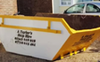 Taylors skip hire with Cleaning/Disinfection at Colman Way