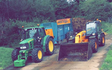 Naland ltd  with Tractor 100-200 hp at Portbury