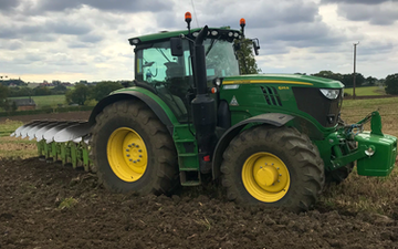 O chantry agricultural services with Plough at United Kingdom