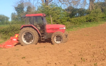 Mib contracts  with Plough at Portglenone