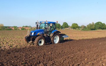 Bhf partnership  with Plough at United Kingdom