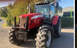Clarke farming and contracting  with Tractor 100-200 hp at Aymestrey