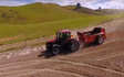 Grain & food limited with Manure/waste spreader at Gordonton
