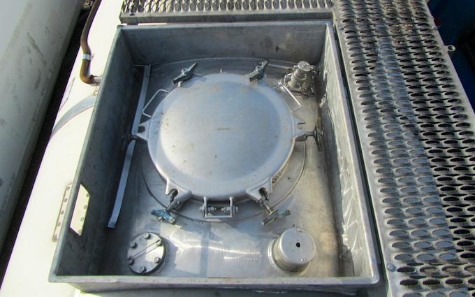 Lemvig biogas med Container ved Lemvig