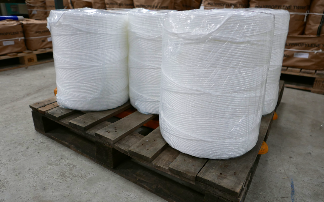 Uk made baler twine direct from the manufacturer - Flemings