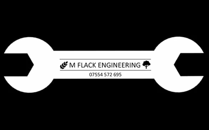 M flack engineering with Service/repair at Bromham