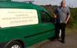 Stephen tracey with Pest control at Frodsham