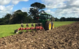 Guthrie agwork ltd with Plough at Tokomaru