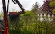 Søndergård  med Hegnsklipper ved Bramming