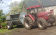 Mib contracts  with Manure/waste spreader at Portglenone