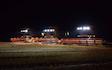Lindholm maskinstation med Mejetærskning ved Toftlund