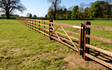 Darsdale contracts limited  with Fencing at Ringstead