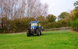 Greencrop forage & contracting with Tractor-mounted sprayer at Russet Way