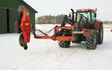 Vinkel landbrugs- og entreprenørforretning med Hegnsklipper ved Viborg