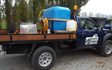 Aa performance services ltd (0272095026) with Trailed sprayer at Elgin